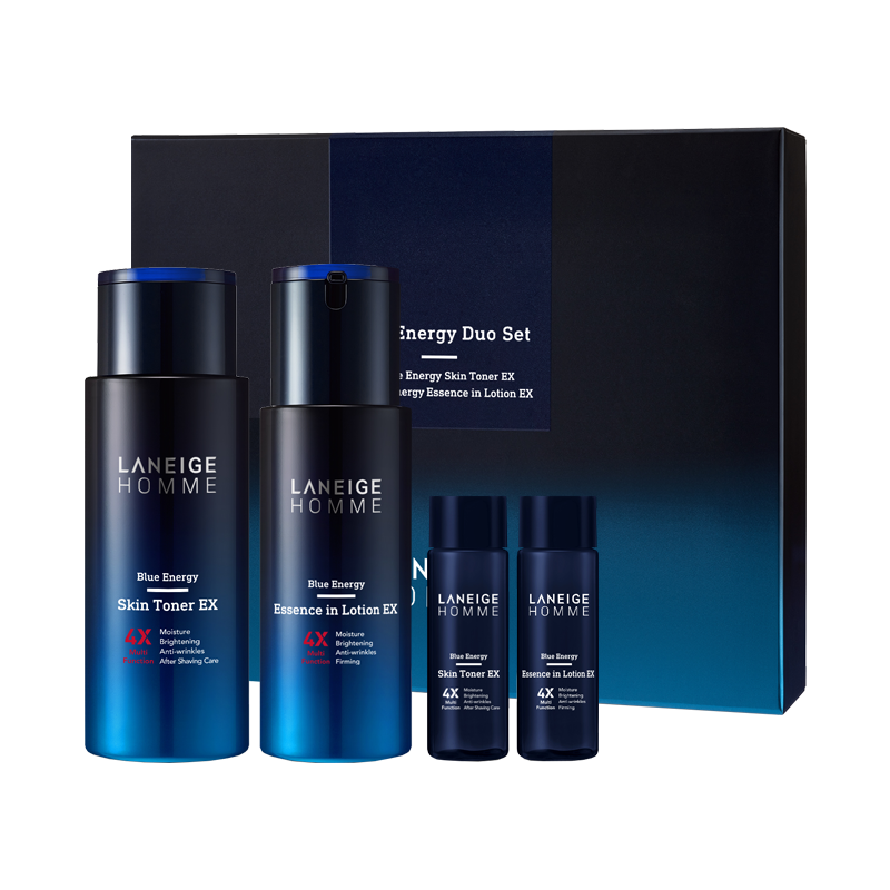 [LANEIGE] Blue Energy 2 Step Gift Set