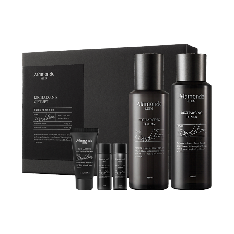 [MAMONDE] Men Recharging 2 Step Set