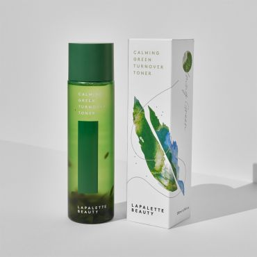 LAPALETTE BEAUTY Calming Green Turnover Toner