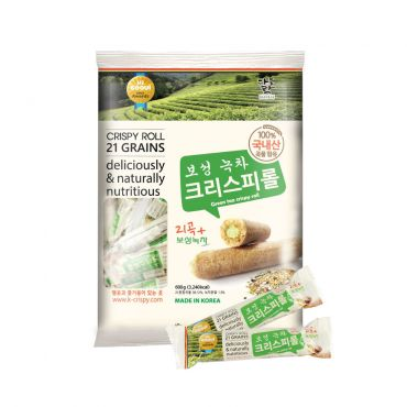 Boseong Green Tea Crispy Roll (600g )