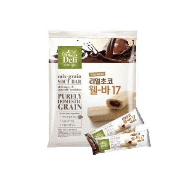 Real Choco Well Bar (150g * 5ea)