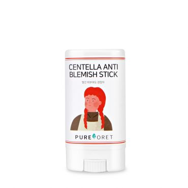 Pureforet-Centella Cica Blemish Stick_Anne with an E 15ml