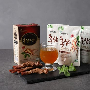 Cheong Hyang_Red Ginseng Noble Fragrance's Smart Drink 100ml*20ea