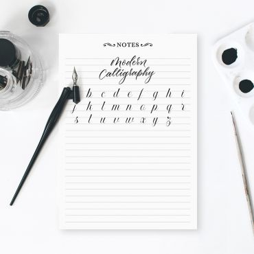 A5 Lined Notepad