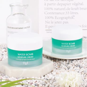 [Ogi] WATER BOMB MOISTURE CREAM (1.69fl.oz.)