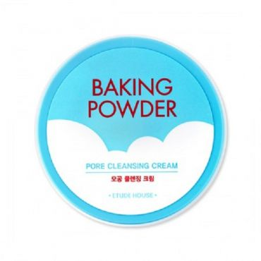 [ETUDE HOUSE] Baking Powder Pore Cleansing Cream (180ml)