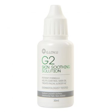 G2 SKIN SOOTHING SOLUTION