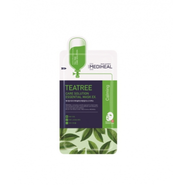 [MEDIHEAL] Tea Tree Care Solution Essential Mask EX (24ml x 5ea)