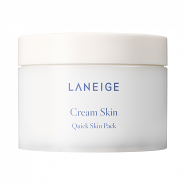 [LANEIGE] Cream Skin Quick Skin Pack (140ml / 100sheets)