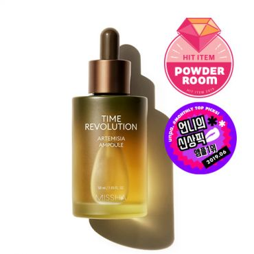 [MISSHA] Time Revolution Artemisia Ampoule (50ml)