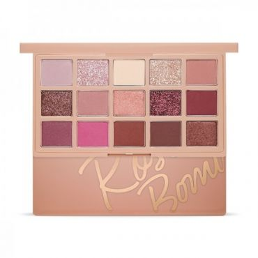 ETUDE HOUSE - Play Color Eye Palette #Rose Bomb (14.7g)