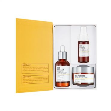 [MISSHA] Bee Pollen Renew 2step Set