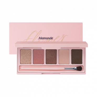 Mamonde - Flower Pop Eye Palette (1gx5)
