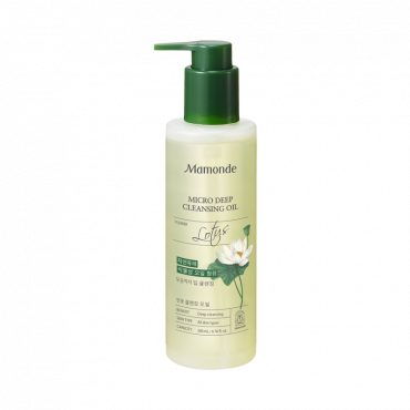 Mamonde - Micro Deep Cleansing Oil (200ml)