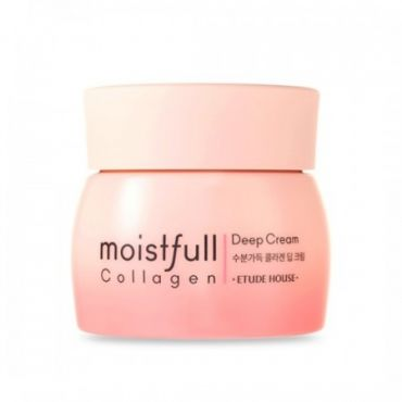 [ETUDE HOUSE] Moistfull Collagen Deep Cream (75ml)