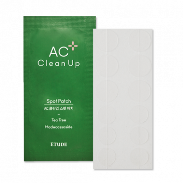 [ETUDE HOUSE] AC Clean Up Spot Patch 2020 renewal ver.(1ea)