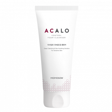 MOMOSOW-Acalo Control Foam Cleanser (120ml)