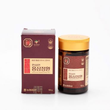 [HANSAMIN] Korean Red Ginseng extract Pill (150g)