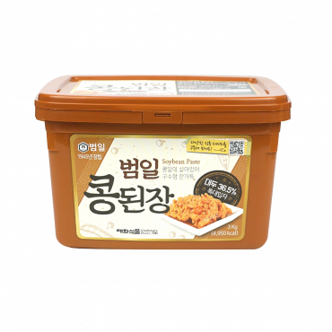 Bumil - Soybean Paste 3kg :: Doenjang, Korean Sauce, Korean Miso, Korean Food