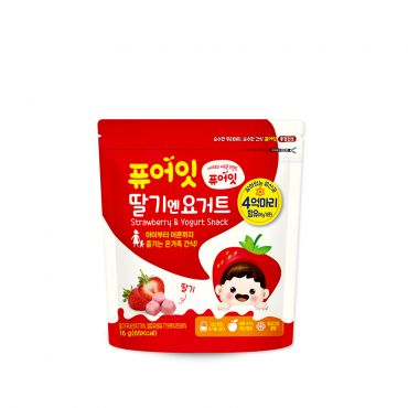 Strawberry & Yogurt Snack (16g)