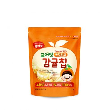 Freeze-Dried Fruit Chips (Tangerine) (12g)