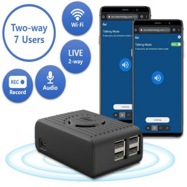 Voice AI Things Smartphone Voice communication Solution (7 users)