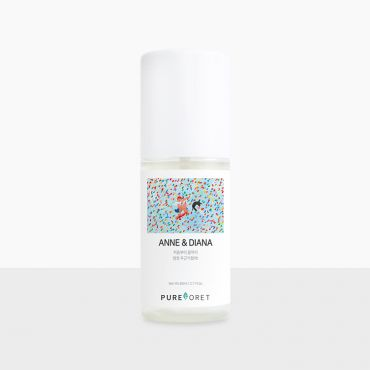 [Pureforet] Perfume Hair Mist – Cherry Blossom Scent (Anne & Diana), 80ml