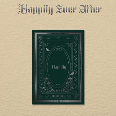 [NU'EST] 6th Mini Album - Happily Ever After (Kihno Album) (Ver.2)