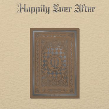 [NU'EST] 6th Mini Album - Happily Ever After (Kihno Album) (Ver.4)