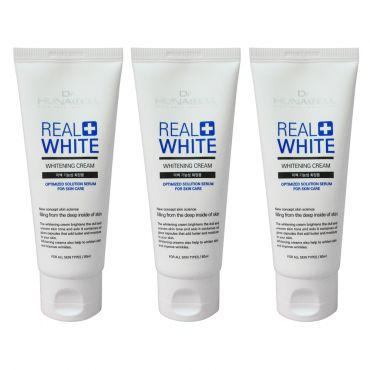 Real Whitening Cream (80ml * 3)