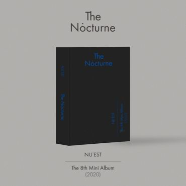 [NU'EST] - Mini Album Vol.8 [The Nocturne] (Kit Album)