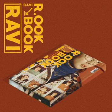 [VIXX : Ravi] 2nd Mini Album - R.OOK BOOK (Kihno Album)