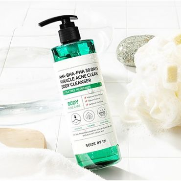 SOME BY MI -  AHA.BHA.PHA 30 Days Miracle Clear Body Cleanser 400g