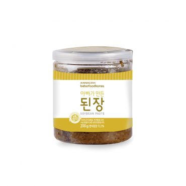 BEBEFOOD - SOYBEAN PASTE  (200g / 400g)