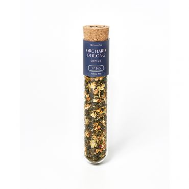 No.165 Orchard Oolong Tea -Glass Tube Case -40g