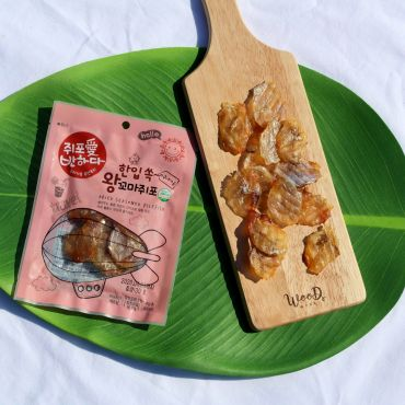 [Ocheon] Bite Size Roasted Dried Filefish (30g)