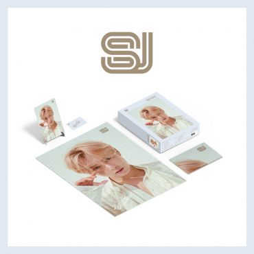 pre-order [Super Junior] - Puzzle Package Limited Edition (RyeoWook Ver.)