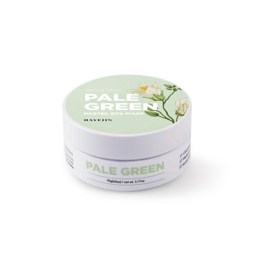 Pale Green Pastel Eye Mask (90g/60ea)