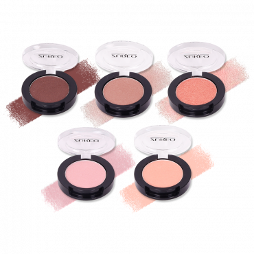 ZUREO - silky touch eyeshadow (5 colors)