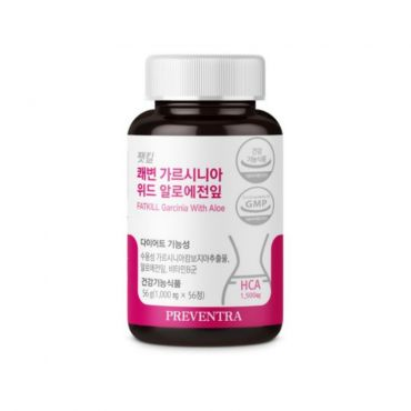 Preventra - Garcinia With Aloe 1,000 mg × 56 Tablets