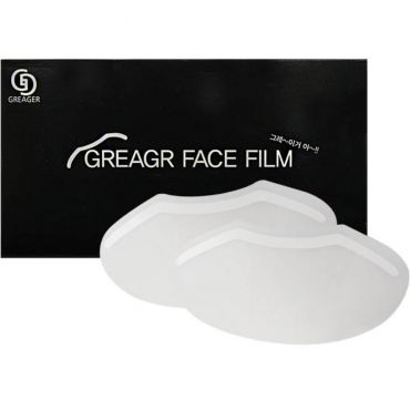 [Greager] Facial Mask Film 100 pieces