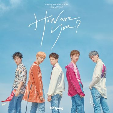 N.Flying - 4th Mini album [HOW ARE YOU?] HOW R U TODAY