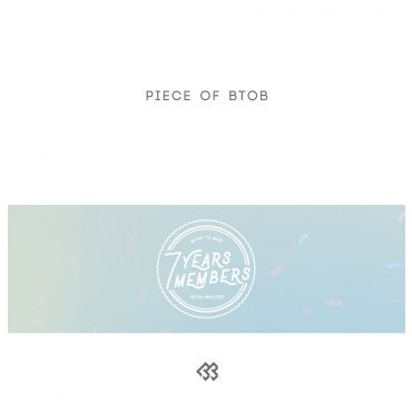 [BTOB] Compilation Album - Piece of BTOB
