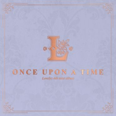 [Lovelyz] 6th Mini Album - ONCE UPON A TIME (Normal Edition) (Random Ver.)