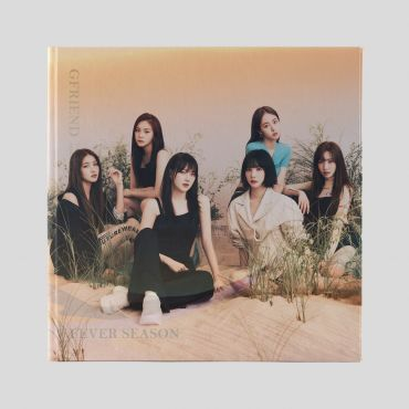 [GFRIEND] 7th Mini Album - FEVER SEASON (熱 Ver.)