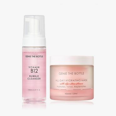 GTB_Vitamin B12 Bubble Cleanser All Day Hydrating Mask