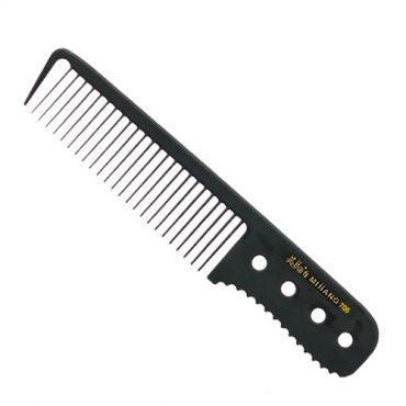 "[Mijjang] Carbon Ceramic Hair Cutting Comb 705 (18.2cm 7.1"")"
