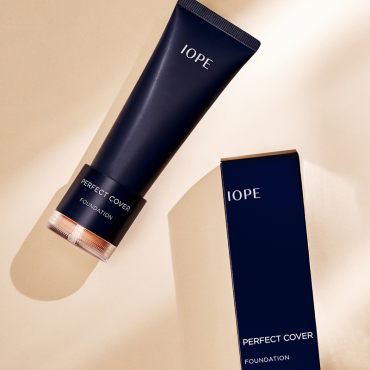 IOPE - Perfect Cover Foundation SPF25PA++ (35ml)