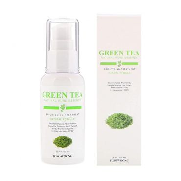 TOSOWOONG Green Tea Eco Brightening Essence 60ml