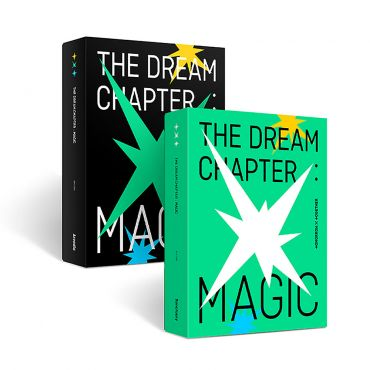 [TXT(TOMORROW X TOGETHER)] - The Dream Chapter : MAGIC (SET : ARCADIA Ver. + SANCTUARY Ver.)